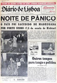 """Leva de Mar: Em 1969, a """"Praia"""" abanou mas não caiu"""