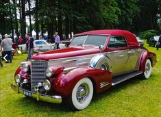 1938 Cadillac 90 V16 convertible coupe. Car Pictures, Custom Cars, Cadillac, Antique Cars, Cars And Motorcycles, Convertible, Classic Cars, Vehicles, Antiques