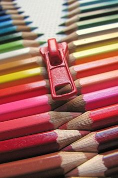 Pencil and Crayon photography art Macro Photography, Creative Photography, Indoor Photography, Color Photography, Image Crayon, Fotografia Macro, Coloured Pencils, World Of Color, Over The Rainbow