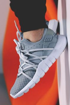Nike Air Huarache NM: Grey