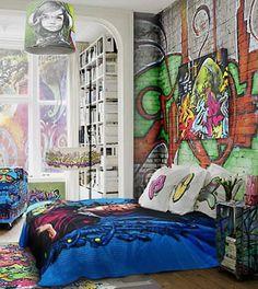 Grafite na decoração: das ruas para dentro de casa | Eu Decoro