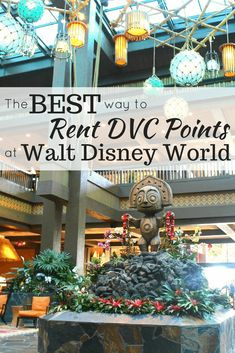 The BEST and easiest way to rent DVC points is to use a broker. How to make a resort reservation with rented Disney Vacation Club points. #disneyworld #familytravel #budgettravel