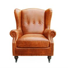 Hampton Vintage Fåtölj - TheHome - Möbler på nätet Wingback Chair, Armchair, New England, The Hamptons, Accent Chairs, New York, Homes, Vintage, Furniture