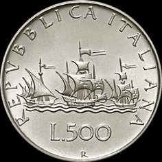 500 Lire italiane