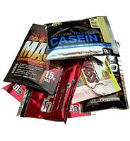 protein samples - Google-Suche Protein Snacks, Whey Protein, Protein Bars, Energy Drinks, Scitec Nutrition, Small Boxes, Amino Acids, Die Cutting, Vitamins
