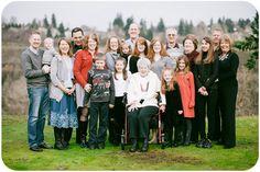 Big families are fun!