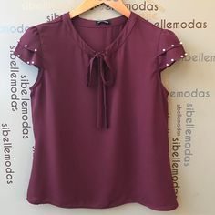 This Pin was discovered by Zai Blouse Models, Stitch Fix Outfits, Work Attire, Custom Clothes, Blouse Designs, Ideias Fashion, Cool Outfits, Womens Fashion, Shirts