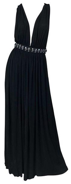 Vintage Black, Formal Dresses, Fashion, Dresses For Formal, Moda, Formal Gowns, Fashion Styles, Formal Dress, Gowns