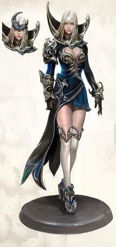 fantasy concept ak 21