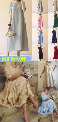 Boho Summer Outfits, Simple Outfits, Pretty Outfits, Summer Dresses, Diy Fashion, Korean Fashion, Fashion Outfits, Plus Sise, Diy Clothes
