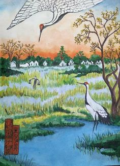 GALERIA PALOMO MARIA LUISA: POSTAL DE EDO Poster, Painting, Water Colors, Paintings, Painting Art, Posters, Movie Posters, Drawings