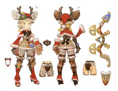 Share this artwork to let more people see Character Design Girl, Character Design References, Character Design Inspiration, Character Concept, Character Art, Christmas Characters, Cute Characters, Fantasy Characters, Anime Characters
