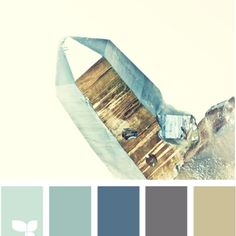 Mineral color palette