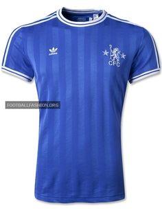 Chelsea FC adidas Originals Retro Home Jersey - la necesito ahora