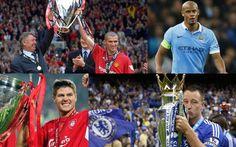 Roy Keane và 10 đội trưởng vĩ đại nhất lịch sử Premier League