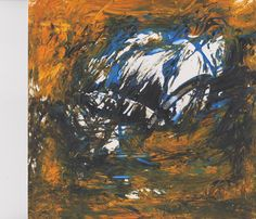 "Autor...  Max Denis Deperrois Técnica...  Óleo sobre lienzo  Titulo...  ""Mirage"""