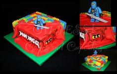 another great ninjago cake