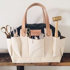 Every stylist/DIY blogger needs this tool bag.