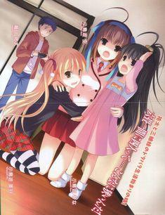 This HD wallpaper is about Papa no Iukoto wo Kikinasai!, Takanashi Sora, Takanashi Miu, Original wallpaper dimensions is file size is Original Wallpaper, Hd Wallpaper, All Anime, Manga Anime, Slice Of Life Anime, Iphone 2g, Macbook Desktop, Ipad Mini 3, My Girl