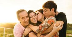 View top-quality stock photos of Happy Family Was Smiling And Embracing. Find premium, high-resolution stock photography at Getty Images. Rio Grande Do Norte, Poly Couple, Cartoon Memes, Background Pictures, Instagram Story Ideas, Anorexia, Writing Services, Happy Life, Relationship Goals