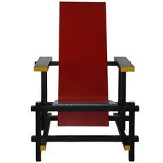 Chair by Gerrit Thomas Rietveld