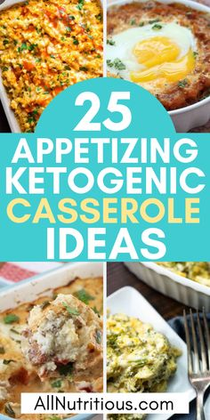 25 Appetizing Ketogenic Casserole Ideas Try these casserole recipes and lose weight on a ketogenic diet. These keto meals are delicious and nutritious – perfect comfort foods. Cyclical Ketogenic Diet, Ketogenic Diet Food List, Ketogenic Diet For Beginners, Diets For Beginners, Ketogenic Recipes, Diet Recipes, Dessert Recipes, Breakfast Recipes, Diet Breakfast
