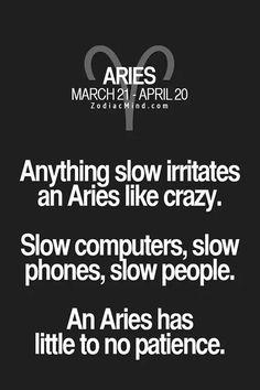 So true. .aries
