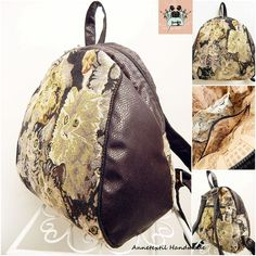 Cicás hátizsák Fashion Backpack, Backpacks, Bags, Handbags, Backpack, Backpacker, Bag, Backpacking, Totes
