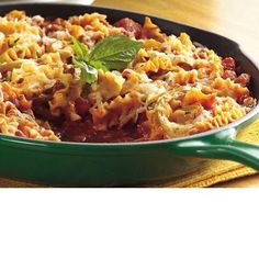Stove-Top Lasagna Recipe - Key Ingredient