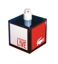 Lacoste L!ve Pour Homme or Lacoste Live Pour Homme is a brand new edition by Lacoste completing the eponymous clothing line Lacoste L!ve. Prominent and urban, as it was announced, the new Lacoste Live introduces changes into the collection. The new fragrance was designed to be very close to the eponymous fashion line but also to play on perspectives. http://www.franks.com.mt/news/3203.aspx