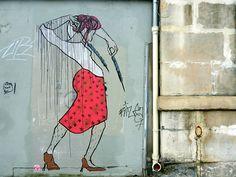 paris, 2012. Ella & Pitr Street Artists