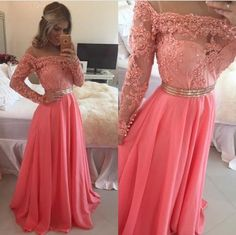 The+long+sleeve+lace+prom+dresses+are+fully+lined,+8+bones+in+the+bodice,+chest+pad+in+the+bust,+lace+up+back+or+zipper+back+are+all+available,+total+126+colors+are+available. This+dress+could+be+custom+made,+there+are+no+extra+cost+to+do+custom+size+and+color.  Description+of+long+sleeve+lace...