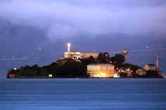 Alcatraz: The Rock in San Francisco Bay #SanFranciscoAttractions #Travel  DTBerkeleyMarina.com