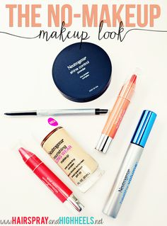 The No-Makeup Makeup Look #AllDayLook #shop #cbias