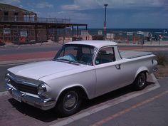Old Holden Ute by glen.h, via Flickr