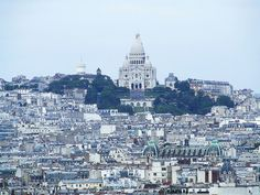 Is it wrong to pin your own photos from flickr? (Sacre Coeur, seen from the towers of Notre Dame).