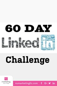 Research shows LinkedIn is the most used social media platform for business to business interaction. Take the 60 day challenge to grow your business. Content Marketing Strategy, Business Marketing, Business Tips, Internet Marketing, Online Marketing, Social Media Marketing, Marketing Communications, Facebook Marketing, Linkedin Advertising