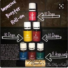 Young Living Essential Oils Immune Boosting Roll-on! You are in the right place about Immunesystem B Essential Oils For Colds, Essential Oil Diffuser Blends, Essential Oil Uses, Natural Essential Oils, Young Living Essential Oils, Aromatherapy Oils, Yl Oils, Young Living Oils, Young Living Hair
