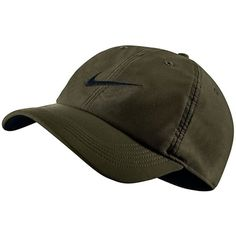 d13eb48040c Men s Nike Dri-FIT Train Twill Cap ( 17) ❤ liked on Polyvore featuring