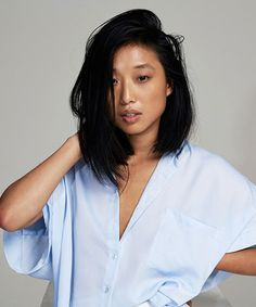 Shine By Three's Margaret Zhang for Faddoul.