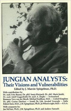 Amazon.com: Jungian Analysts: Their Vision and Vulnerabilites (9780941404662): J. Marvin Spiegelman: Books