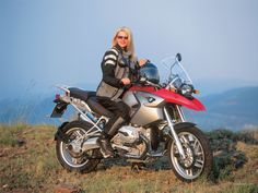 BMW R 1200 GS....WANT
