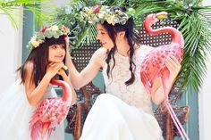 J'ai aujourd'hui le bonheur de vous présenter un joli shooting mariage exotique et flamingo réalisé au sein du superbe Grand Hôtel de Sète , hôtel 3 étoiles à Sète. Par ce shooting, j'ai voulu faire un clin d'oeil à mon adolescence, aux vacances passées...