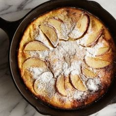 Easy and elegant - this Skillet Apple Pancake is sure to impress guests at your next brunch.