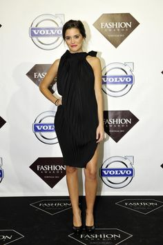 Joana Ribeiro - Fashion Awards 2012 - Filipe Faísca