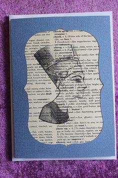Handmade card. Hand made in Australia. Any by DragonzWenchEmporium