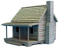 Log Cabin A