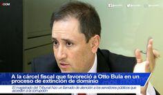 A la cárcel #fiscal que favoreció a #OttoBula en un proceso de extinción de dominio
