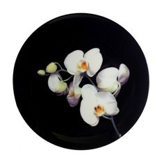 LACMA Store - Robert Mapplethorpe 'Orchids' Plate