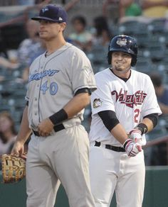 ValleyCats' Tyler White quickly climbs the ranks - troyrecord.com